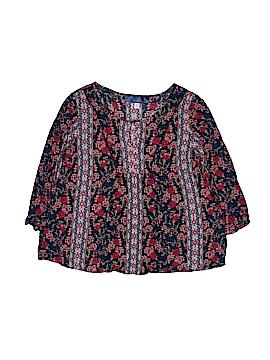 Mark Edwards 3/4 Sleeve Blouse Size M