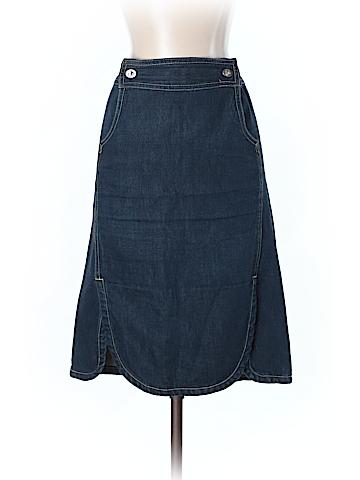Armani Exchange Denim Skirt Size 10