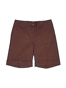 Kiyonna Khaki Shorts Size 1 (Plus)