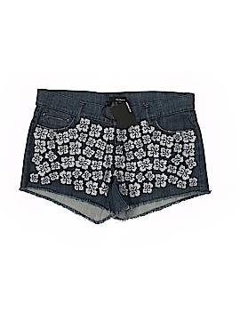 The Kooples Denim Shorts 29 Waist