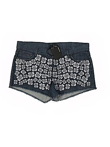 The Kooples Women Denim Shorts 29 Waist