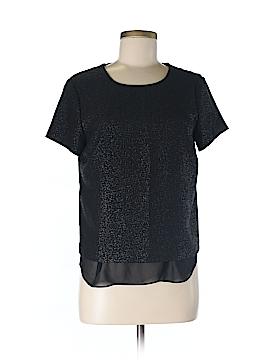 DKNY Short Sleeve Blouse Size M