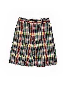 Chaps Khaki Shorts Size 7
