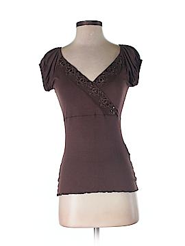 Zero Short Sleeve Blouse Size 36 (EU)