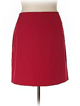 Ellen Tracy Casual Skirt Size 24 (Plus)