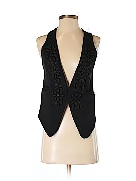 Karen Kane Tuxedo Vest Size S