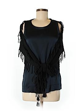 Theory Sleeveless Silk Top Size M