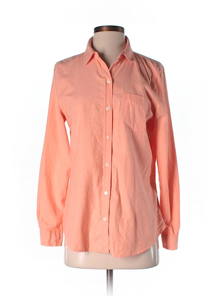 d6c82df5 Button Down Shirt Womens Oversized