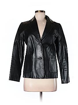 Gap Leather Jacket Size 2