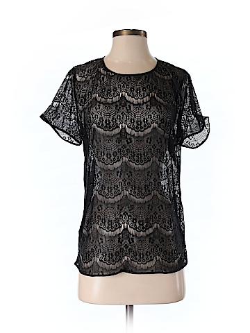 American Apparel Short Sleeve Top Size Med - Lg