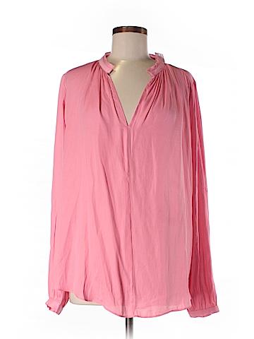 Gap Long Sleeve Blouse Size M (Tall)