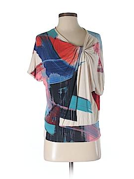 Julienne W. Short Sleeve Top Size S