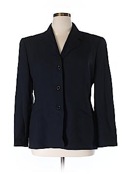Laura Ashley Wool Blazer Size 14