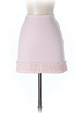 Maria Bianca Nero Silk Skirt Size S