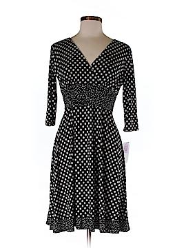 Sandra Darren Casual Dress Size 6 (Petite)