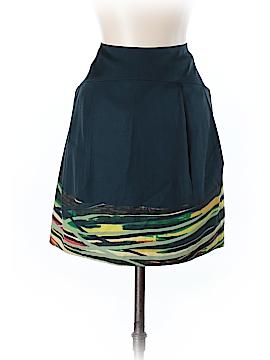Mint by Jodi Arnold Silk Skirt Size 4