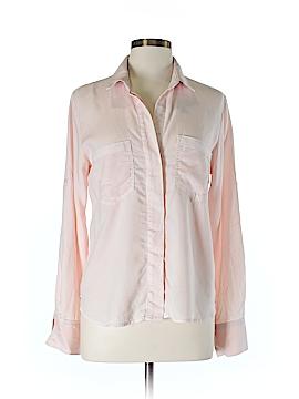 Bella Dahl Long Sleeve Button-Down Shirt Size L