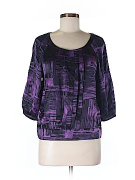 Anne Klein 3/4 Sleeve Blouse Size S (Petite)