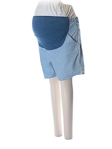 Take Nine Maternity Wear Denim Shorts Size M (Maternity)