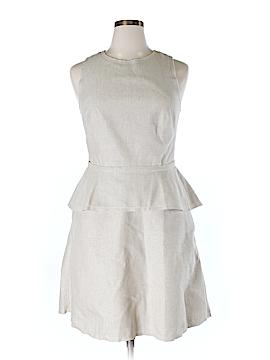 Banana Republic Casual Dress Size 14 (Tall)