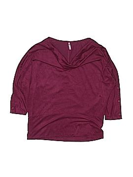 PASSPORTS 3/4 Sleeve Blouse Size S