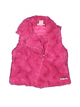 Juicy Couture Faux Fur Vest Size 24 mo