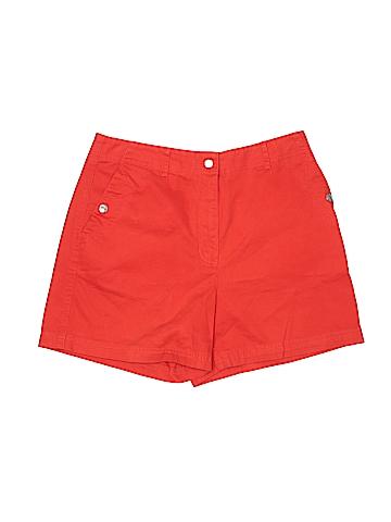 Lauren by Ralph Lauren Women Denim Shorts Size 10 (Petite)