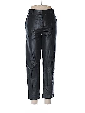 Vince. Leather Pants Size 8
