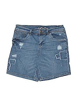 INC International Concepts Denim Shorts Size 4