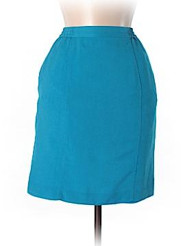 Norton McNaughton Silk Skirt Size 4