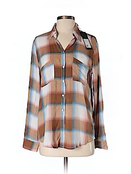 Uniq Long Sleeve Blouse Size S