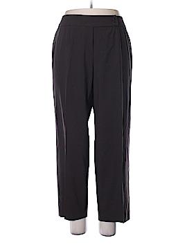 AK Anne Klein Wool Pants Size 16