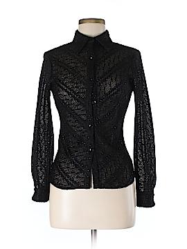Vivienne Tam Long Sleeve Blouse Size XS (0)