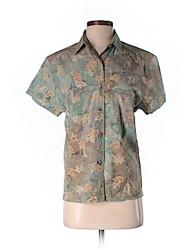 Alf Short Sleeve Button-Down Shirt Size S