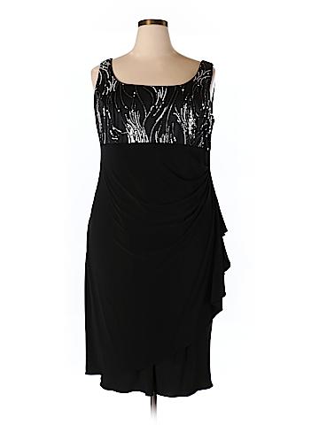 Alex Evenings Women Cocktail Dress Size 18 (Plus)