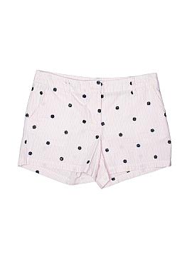 British Khaki Khaki Shorts Size 10
