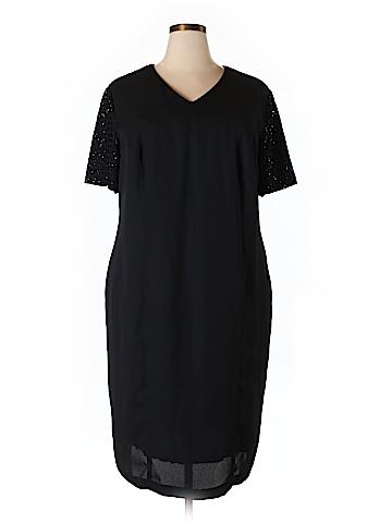 Halmode Petites Casual Dress Size 22 (Plus)