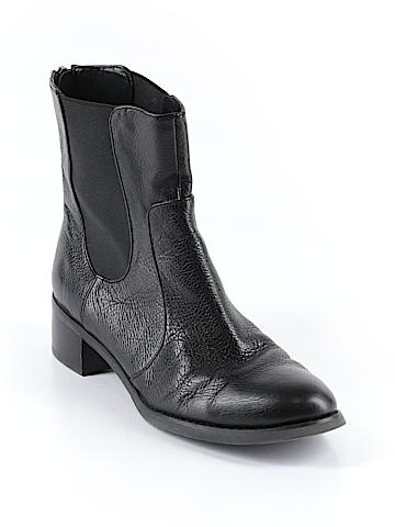 Etienne Aigner Women Ankle Boots Size 7 1/2