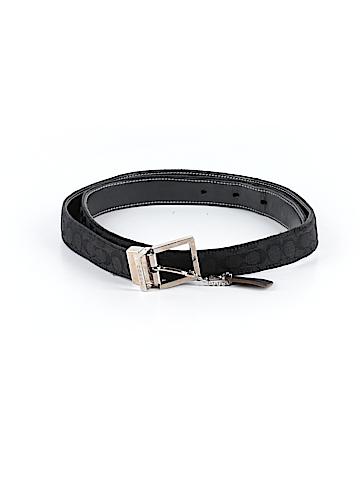 Coach Belt Size S