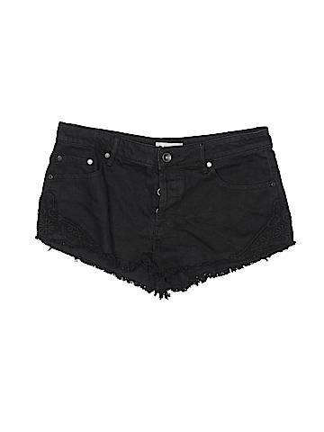 Roxy Women Denim Shorts 29 Waist