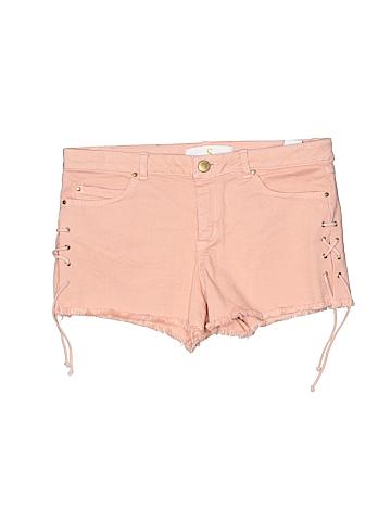 Zara Basic Women Denim Shorts Size S