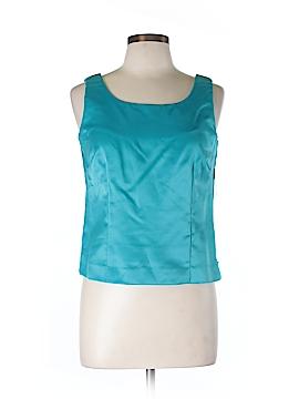 Jessica Howard Sleeveless Blouse Size 10 (Petite)