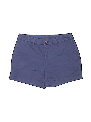 Faded Glory Women Khaki Shorts Size 4