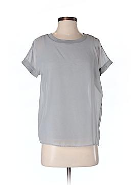 Saks Fifth Avenue Short Sleeve Blouse Size XS