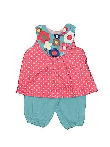Baby Boden Sleeveless Blouse Size 6-12 mo