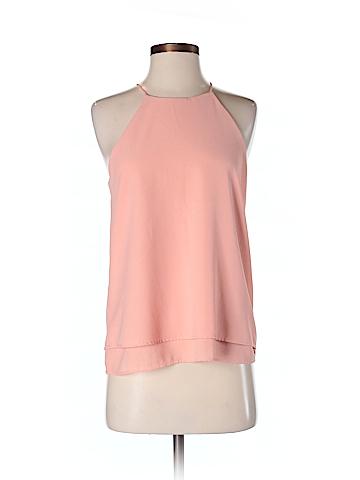 Paper Crane Sleeveless Blouse Size XS