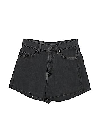 Gap Women Denim Shorts 24 Waist (Petite)
