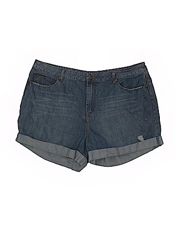 ASOS Curve Denim Shorts Size 18 (Plus)
