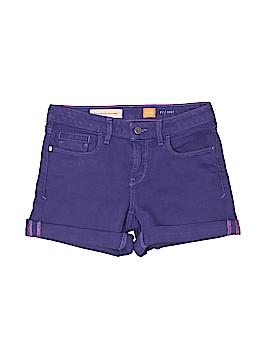 Pilcro and The Letterpress Denim Shorts 25 Waist