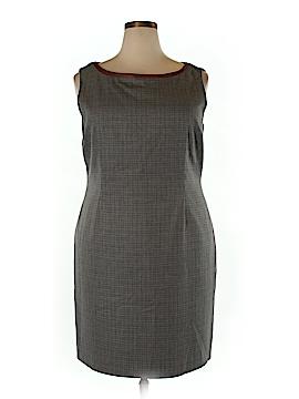 Albert Nipon Casual Dress Size 18 (Plus)